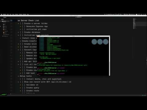 CRUD API Part 02 - Generate Express App