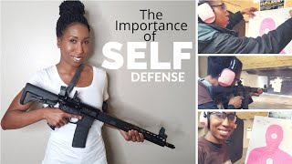 TRYING OUT MY AR-15 FOR THE FIRST TIME | SIG SAUER #M400 | #SUNDAYGUNDAY #VLOG