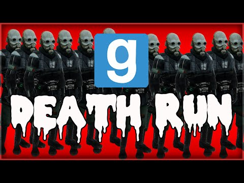 SO MANY PEOPLE! | Gmod Death Run