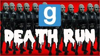 SO MANY PEOPLE! | Gmod Death Run