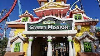 Sesame Street: Street Mission Complete Experience - PortAventura