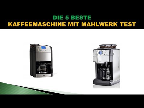 beste kaffeemaschine mit mahlwerk test 2019 youtube