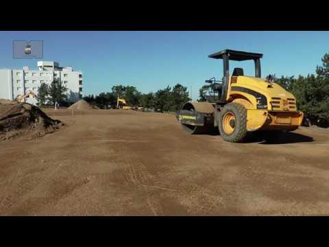 Comienzo de obra Grupo FENDI Chateau en Parada 17 de la Playa Mansa