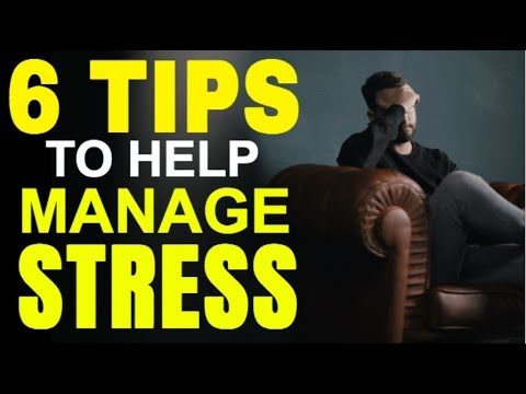 How To Better Manage Stress In Your Life 6 Helpful Tips For Dealing With Constant Stress