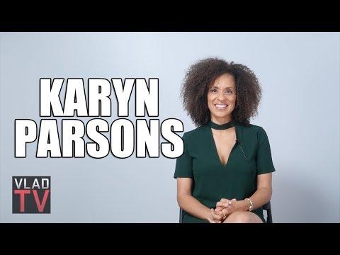 Karyn Parsons:
