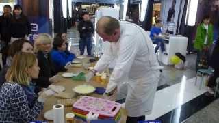 Master class from Chef Konstantin Ivlev September 21, 2013