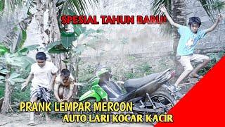 WkWk! Prank PET4S4N MERCON! auto lari kocar-kacir  PRANK INDONESIA   PRANK LUCU   PRANK NGAKAK