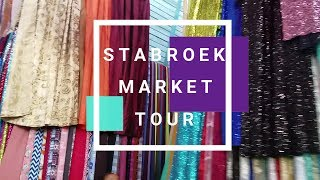 S2 E6 | Stabroek Market Tour | Shopping for Street Food and Leather Goods
