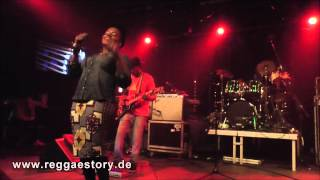 Etana - 2/4 - ... + Stepping Out + Don´t Let Me Down + No No No + More - 19.02.2015 - YAAM Berlin