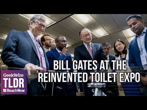 🚽 Bill Gates: I never imagined that I'd know so much about poop