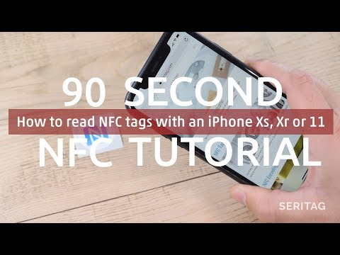 How To Read NFC Tags With An IPhone XR, XS, 11 Or 11 Pro