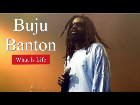 Buju Banton - What Is Life Exclusive 2019