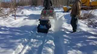 Off Grid Cabin Update - Yikes, Minus 11 Degrees