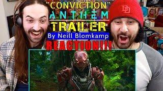 Conviction – An ANTHEM TRAILER From Neill Blomkamp - REACTION!!!