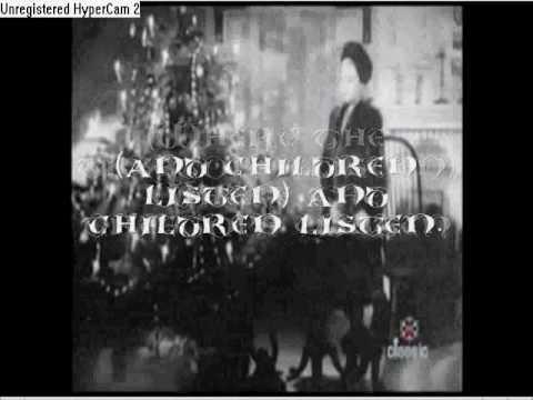 White Christmas (Bing Crosby) Lyrics