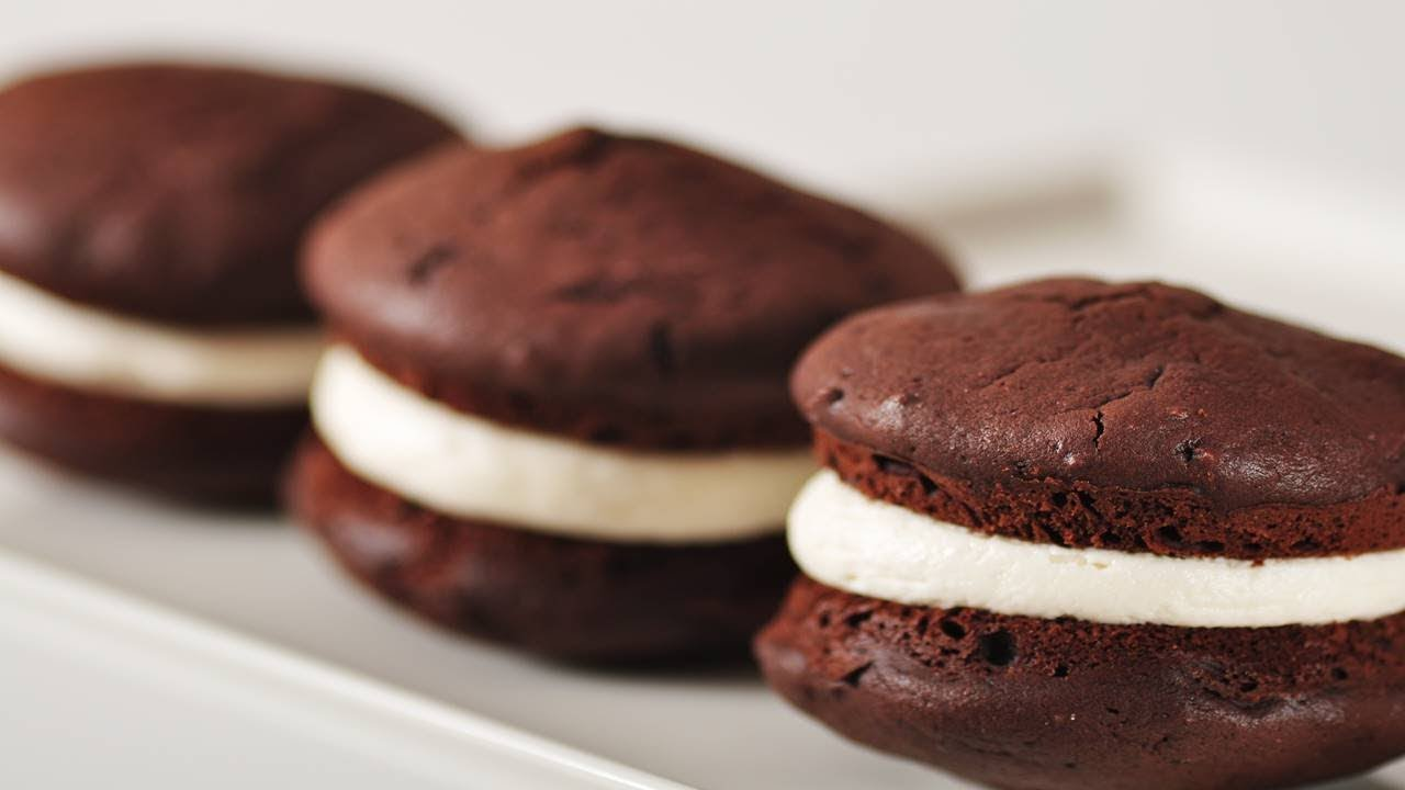 Whoopie Pies Recipe Video