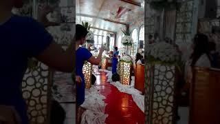 Meriam Secretario-Puebla's Wedding