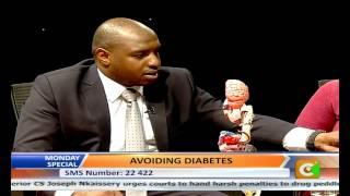 Monday Special: Avoiding Diabetes