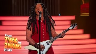 "Martin Dejdar jako Lenny Kravitz ""Are You Gonna Go My Way"" 