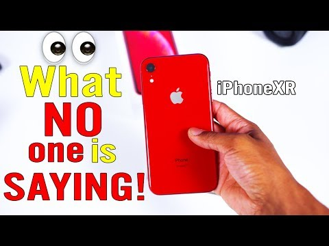 iPhone XR Review No one has done | Lets Really Be Honest