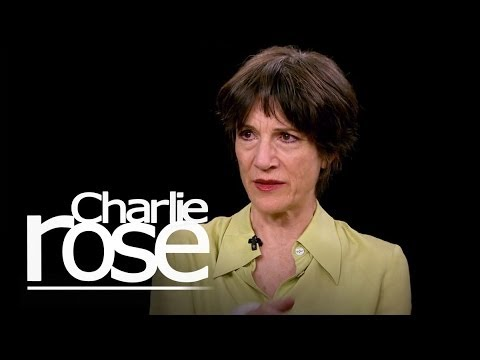 Frances Barber & Harriet Walter 110513  Charlie Rose