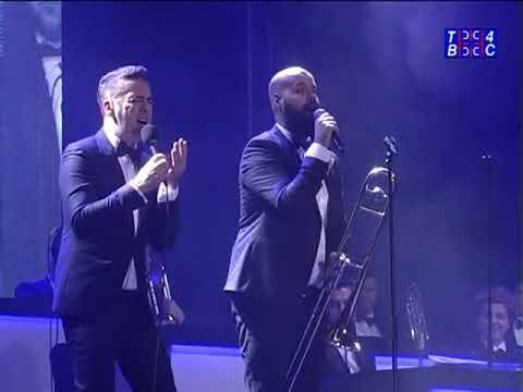"""Dva sveta"" koncert Zeljka Joksimovica u Leskovcu 07.12.2017"