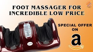 LifeLong Foot Massager | Amazing LOWEST PRICE on AMAZON | Best to pain relief
