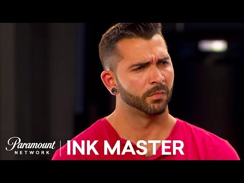 "Ink Master Season 5, Episode 9: ""Interlocking Forearm Tattoos"" Elimination Tattoo Part II"