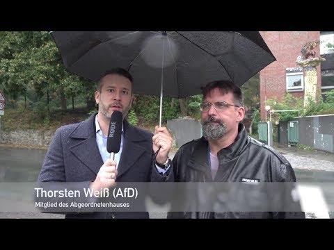 Schule verbietet Mobbingopfer die Polizei zu holen. Thorsten Weiß, AfD 31.10.2019