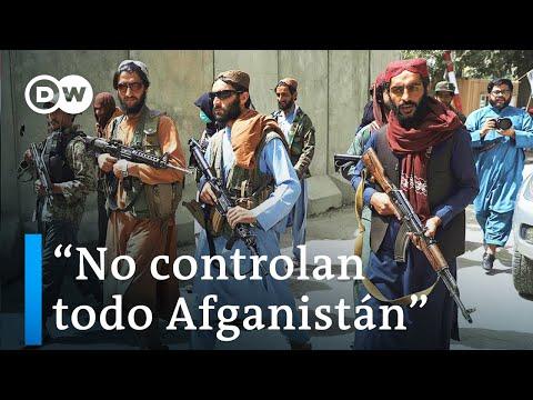 Se arma la resistencia en Afganistán