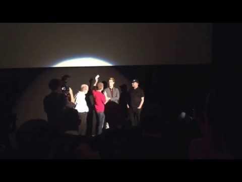 European premiere of The Dark Place | Holebifilmfestival Vlaams-Brabant 11.11.2014