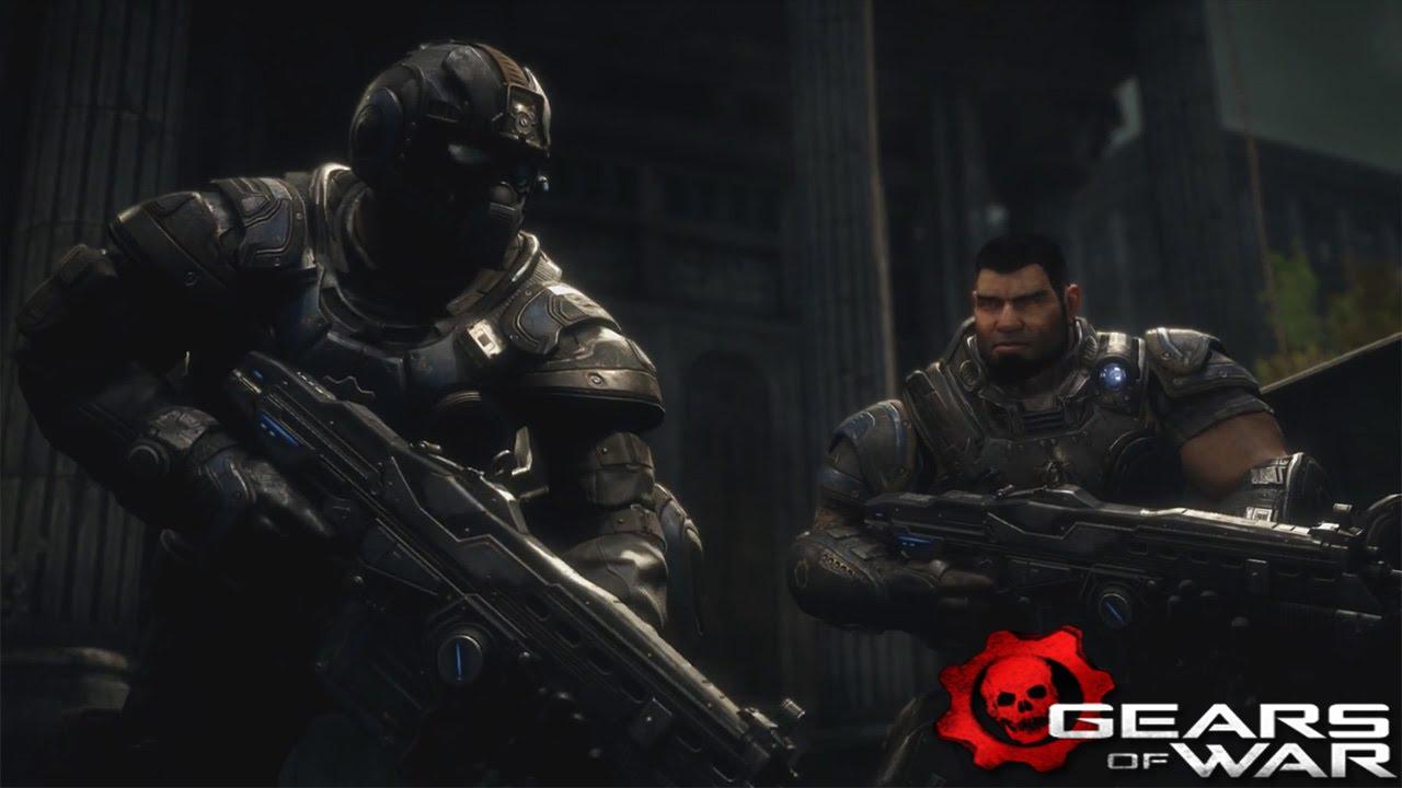 Gears Of War Ultimate Edition Anthony Carmine Death Scene