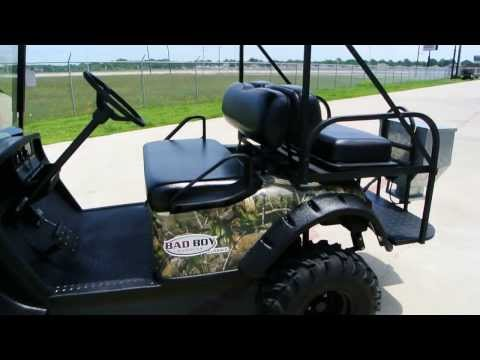 2012 Bad Boy Buggie Clic: Overview and Review - YouTube Navitas Clic Bad Boy Buggy Wiring Diagram on