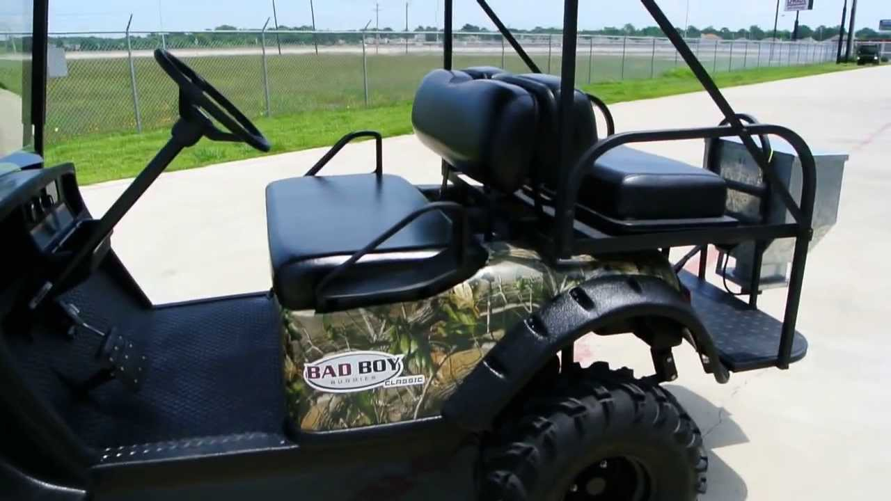 2012 Bad Boy Buggie Classic: Overview and Review  YouTube