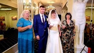 Банкет Свадьба Сергей и Анна 16 08 2019