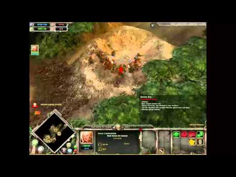 Warhammer 40K Dawn of War Mission 1 Part 3 |