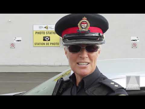 Ottawa Police Open Elgin Street Collision Reporting Centre