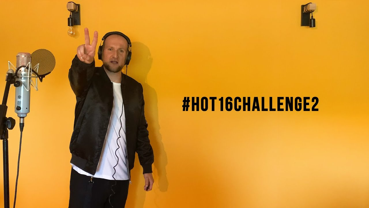 GRUBSON #hot16challenge2 (prod.BRK)