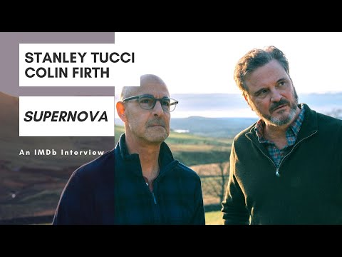 Why Stanley Tucci & Colin Firth Swapped Roles in 'Supernova'