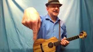 MUJ: Honesty - Billy Joel (ukulele tutorial)