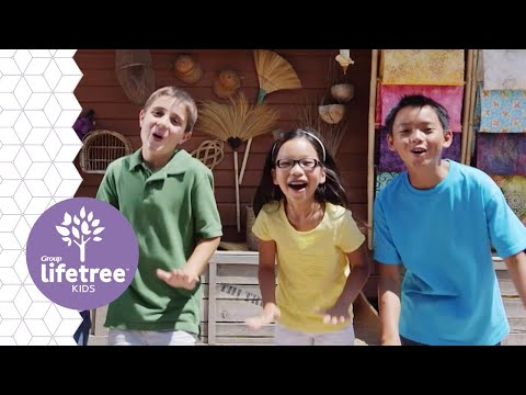 Forever Love, Forever God | Cross Culture Thailand VBS Music Video | Group Publishing