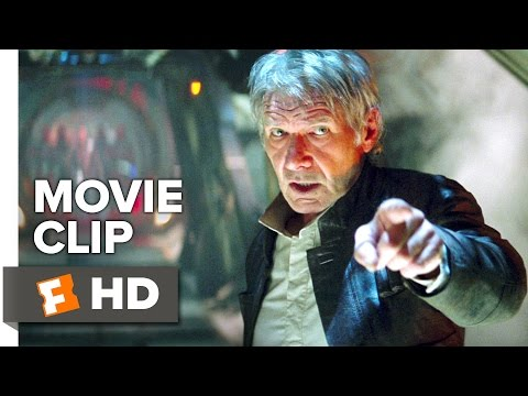Star Wars: The Force Awakens Movie CLIP - Kanjiklub (2015) - Harrison Ford Movie HD