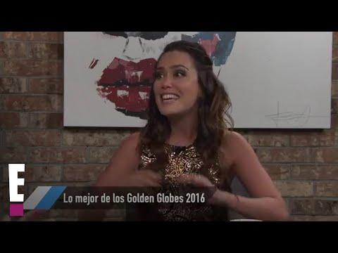 Live from E! Latino - Todo sobre los Golden Globes con Viviana Serna