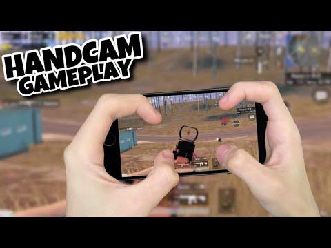 AM I A CHEATER? (HANDCAM GAMEPLAY) | PUBG MOBILE