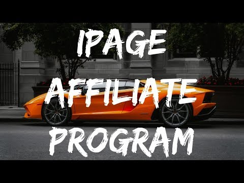 IPAGE AFFILIATE PROGRAM REVIEW 💰 UP TO $150 PER SALE