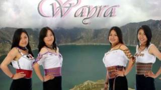 Me enseñastes Grupo Femenino Wayra