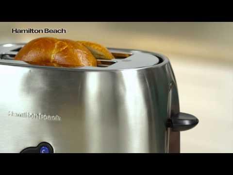 Hamilton Beach Digital Toaster 22702 24702