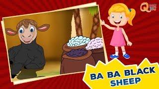 Historias animadas para Niños   Ba Ba Oveja Negra   Quixot Niños