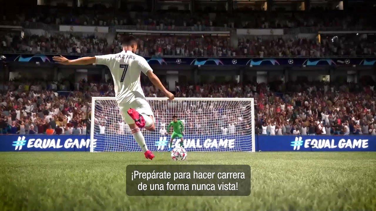 PRIMER VIDEO DE MODO CARRERA EN FIFA 21 !!!!!