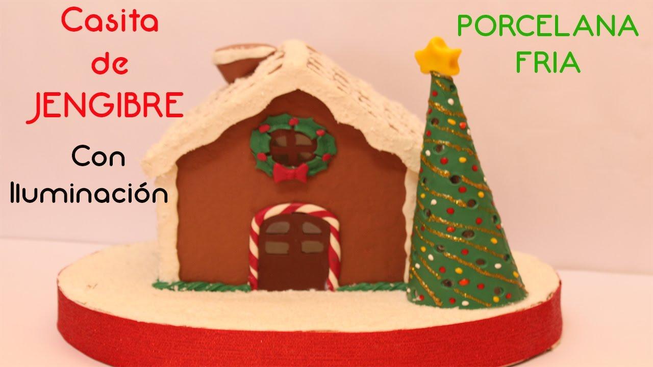 Lujoso Casa De Jengibre De Navidad Para Colorear Regalo - Dibujos ...